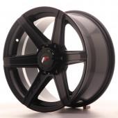 "Japan Racing JRX-6 18x9"" 6x139.7 ET25, Flat Black"