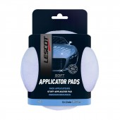 "Tampons Applicateurs Lescot ""Soft Applicator Pads"" (par paire)"