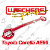Wiechers Strut Braces for Toyota Corolla AE86