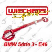 Wiechers Strut Braces for BMW E46, inc M3