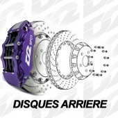 Replacement Rear Discs for D2 Racing Brake Kits