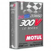 Huile Motul 300V Le Mans 20W60
