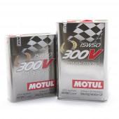 Huile Motul 300V Competition 15W50 (5L+2L)