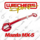 Wiechers Strut Brace for Mazda MX-5 NA with ABS