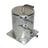 Aluminium OBP Swirl Pot - 10 mm Fittings
