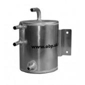 Aluminium OBP Swirl Pot - 12 mm Fittings