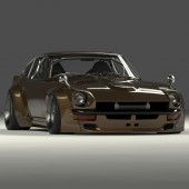 Pandem Bodykit for Datsun 240Z
