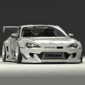Pandem V3 Bodykit for Toyota GT86
