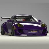 Pandem Bodykit for Porsche Cayman 987