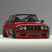 Pandem Bodykit for BMW E30