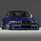Pandem Bodykit for BMW E36