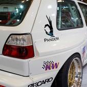 Pandem Bodykit for Volkswagen Golf 2