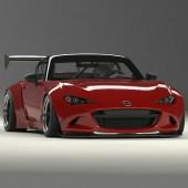 Pandem Bodykit for Mazda MX-5 ND