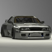 Pandem Bodykit for Nissan Skyline R32 GT-R