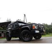 Ailes Avant en Fibre pour Nissan Patrol GR I Y60