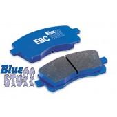 EBC BlueStuff Front Brake Pads for Honda Accord 2.2 (CB8/CG) Aerodeck from 1991 to 1998 (DP5872NDX)