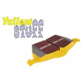 EBC YellowStuff Front Brake Pads for Honda Accord 2.2 (CB8/CG) Aerodeck from 1991 to 1998 (DP4872R)
