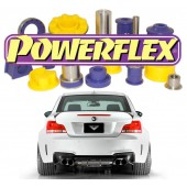 Silentblocs Powerflex pour BMW 1M E82 (2010 à 2012)