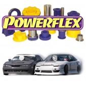 Powerflex Polybushes for Nissan 200SX S13, S14, Silvia S15