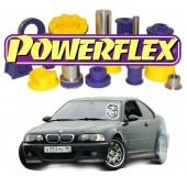 Silentblocs Powerflex pour BMW E46 (Toutes sauf M3)
