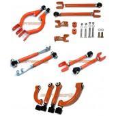 Kit Complet Tirants Réglables Driftworks pour Skyline R33 GTS-T