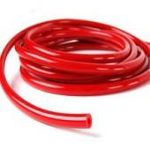 Silicone Hose - Diam. 16 mm - Red (per meter)