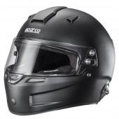 Flat Black Sparco RF-5W FIA Helmet