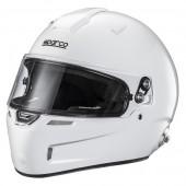 White Sparco RF-5W FIA Helmet