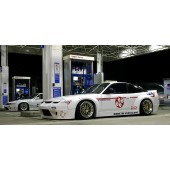 Rocket Bunny V1 Bodykit for Nissan RS13