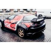 Aileron en Fibre pour Mazda RX-8