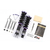 D2 Racing Street Coilovers for VW Golf 4, inc. R32