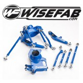 Wisefab Rear Knuckle Kit for Toyota Supra MK4