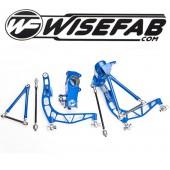 Wisefab Lock Kit (FD Legal) for Toyota Supra MK4