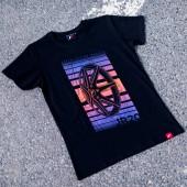 Japan Racing JR-20 Men's T-Shirt - Black