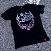 Japan Racing JR-21 Men's T-Shirt - Black