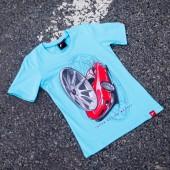 Japan Racing JR-11 Women's T-Shirt - Turquoise