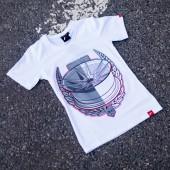 Japan Racing JR-21 Women's T-Shirt - White
