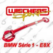 Wiechers Strut Braces for BMW 1 Series E8X (04-11) & 1M