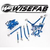 Kit Arrière Wisefab pour Nissan 200SX S14, S14A, Silvia S15