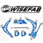 Wisefab Lock Kit for Nissan 200SX S13