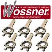 Wössner Forged Conrods for S50B32
