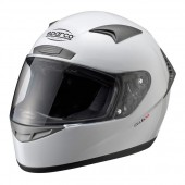White Sparco X-1 Helmet